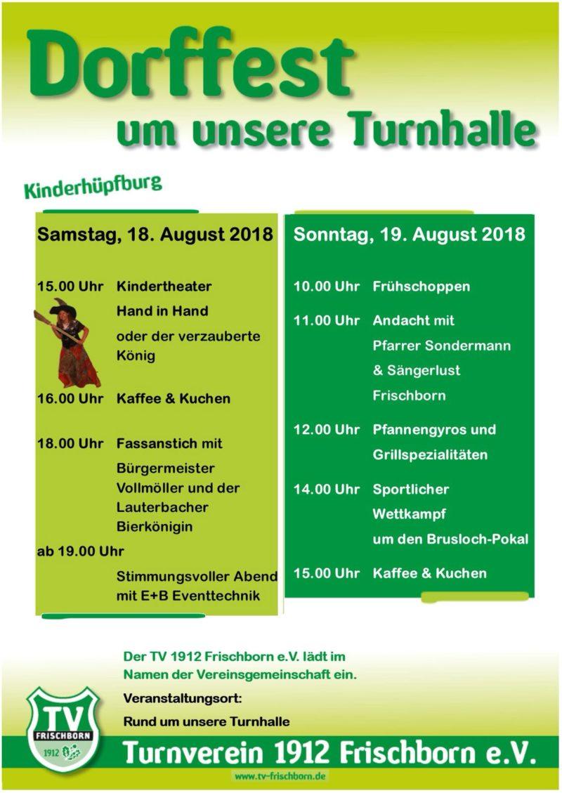 Turnverein 1912 Frischborn e.V.